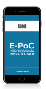 Entel E-PoC Radio App for Android and IOS