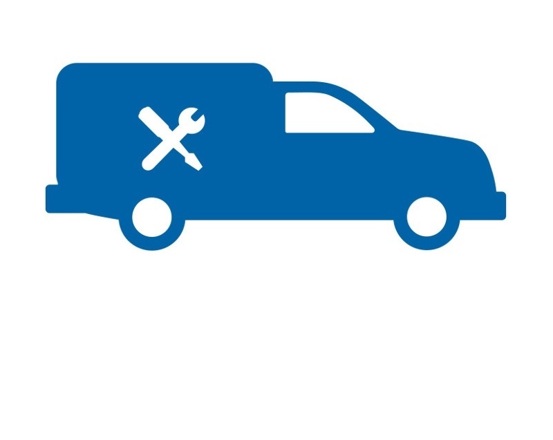 On site service icon