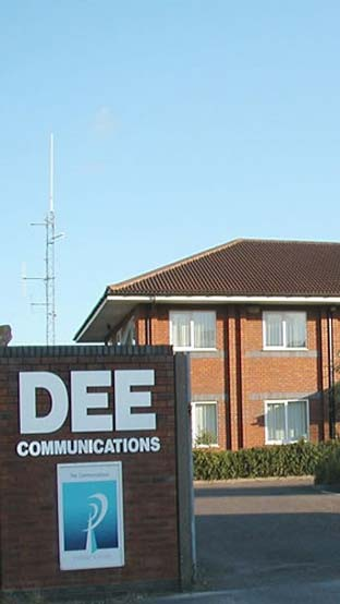 dee comms building